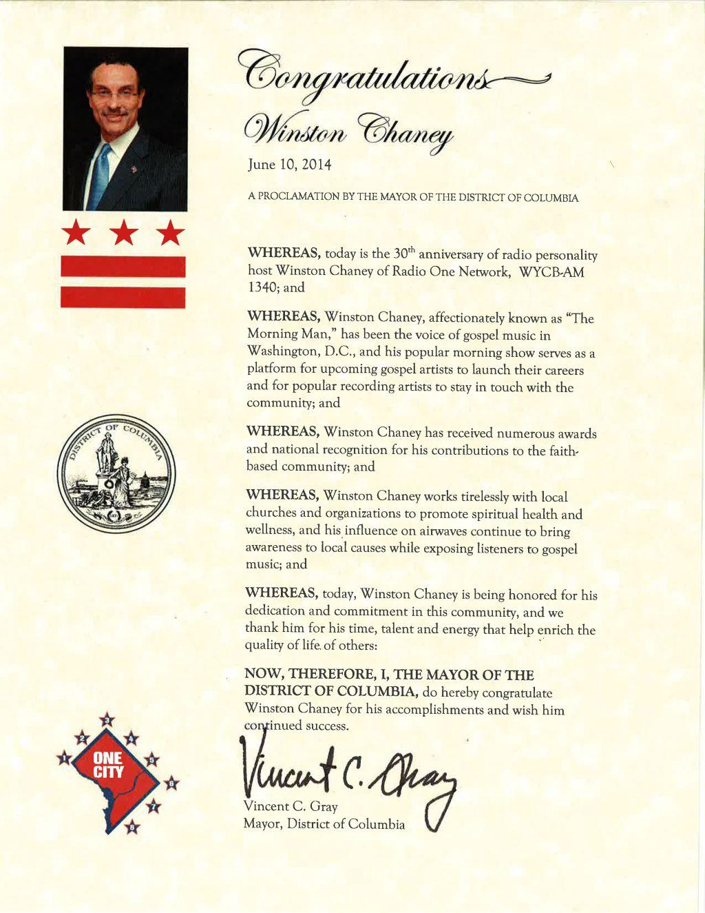 Winston Chaney PDF