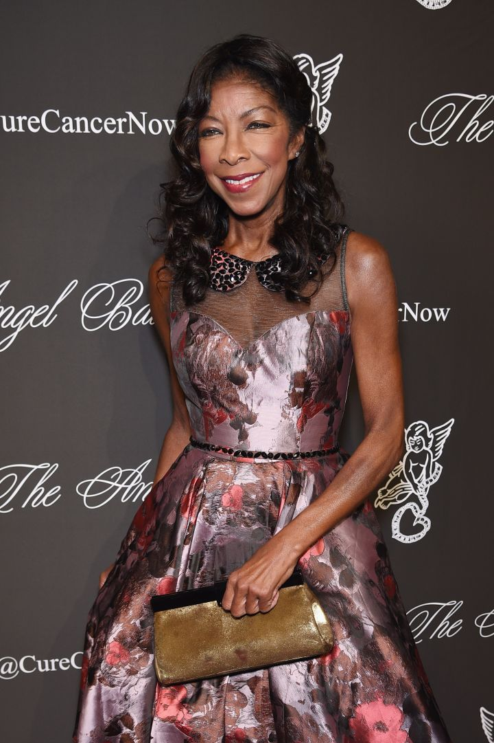 Natalie Cole Through The Years