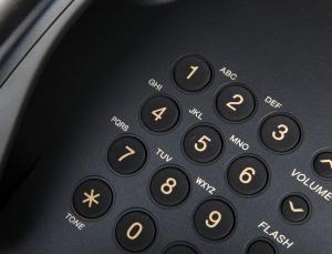 Telephone Background