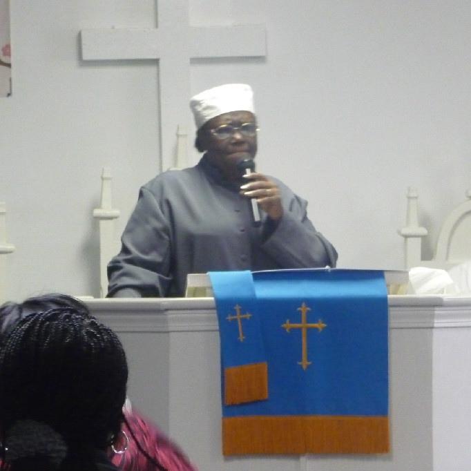 Bishop Janie M. Carr