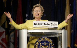 NAACP Hosts Presidential Candidates Forum