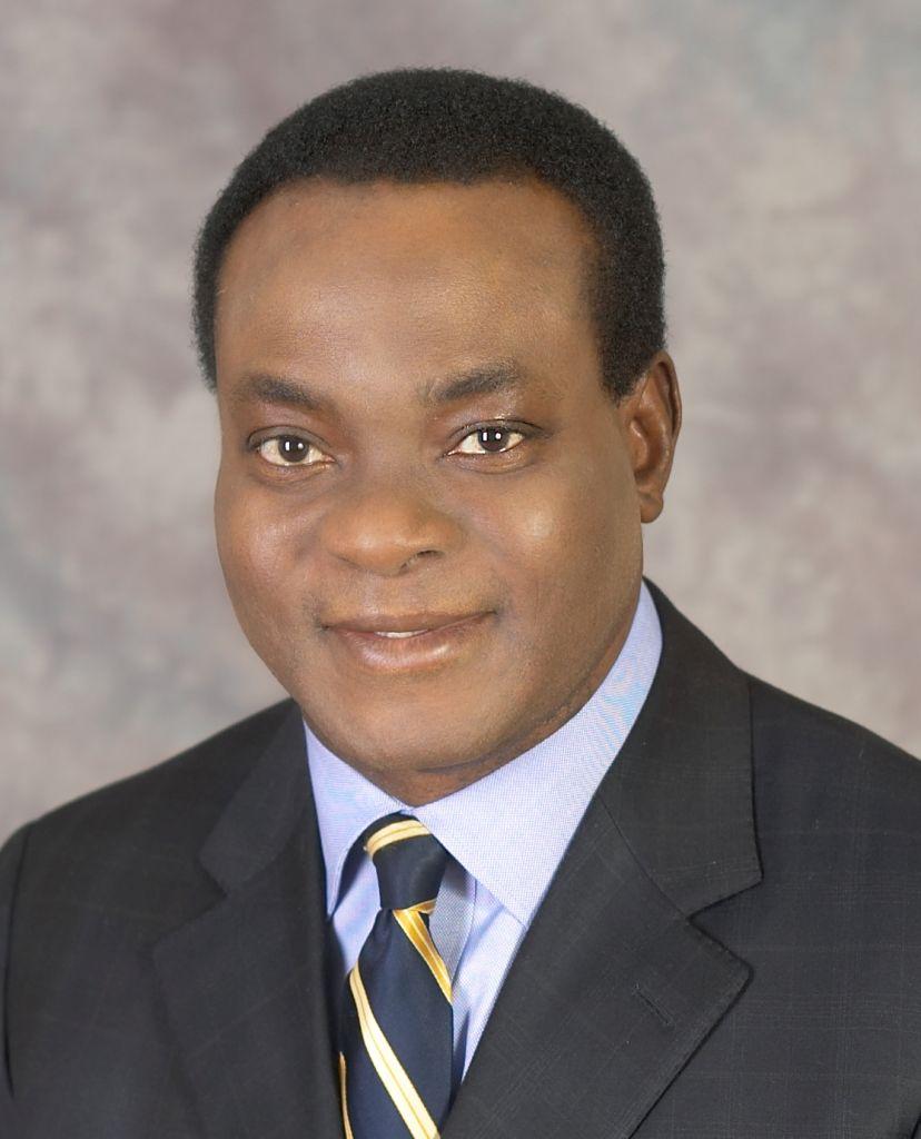 The Rev.( Dr.) Johnson A. Edosomwan