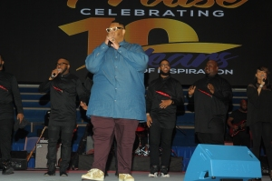 Charles Butler & Trinity At Spirit Of Praise 2017
