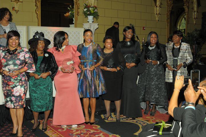 First Ladies Tea Honorees