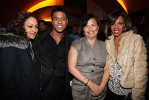 BET's 'The Game' Launch Event