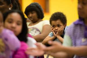 Homeless families struggle in the District, Sharisse Baltimore