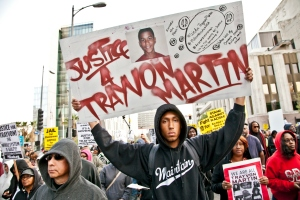 1 Million Hoodie March For Trayvon Martin Los Angeles