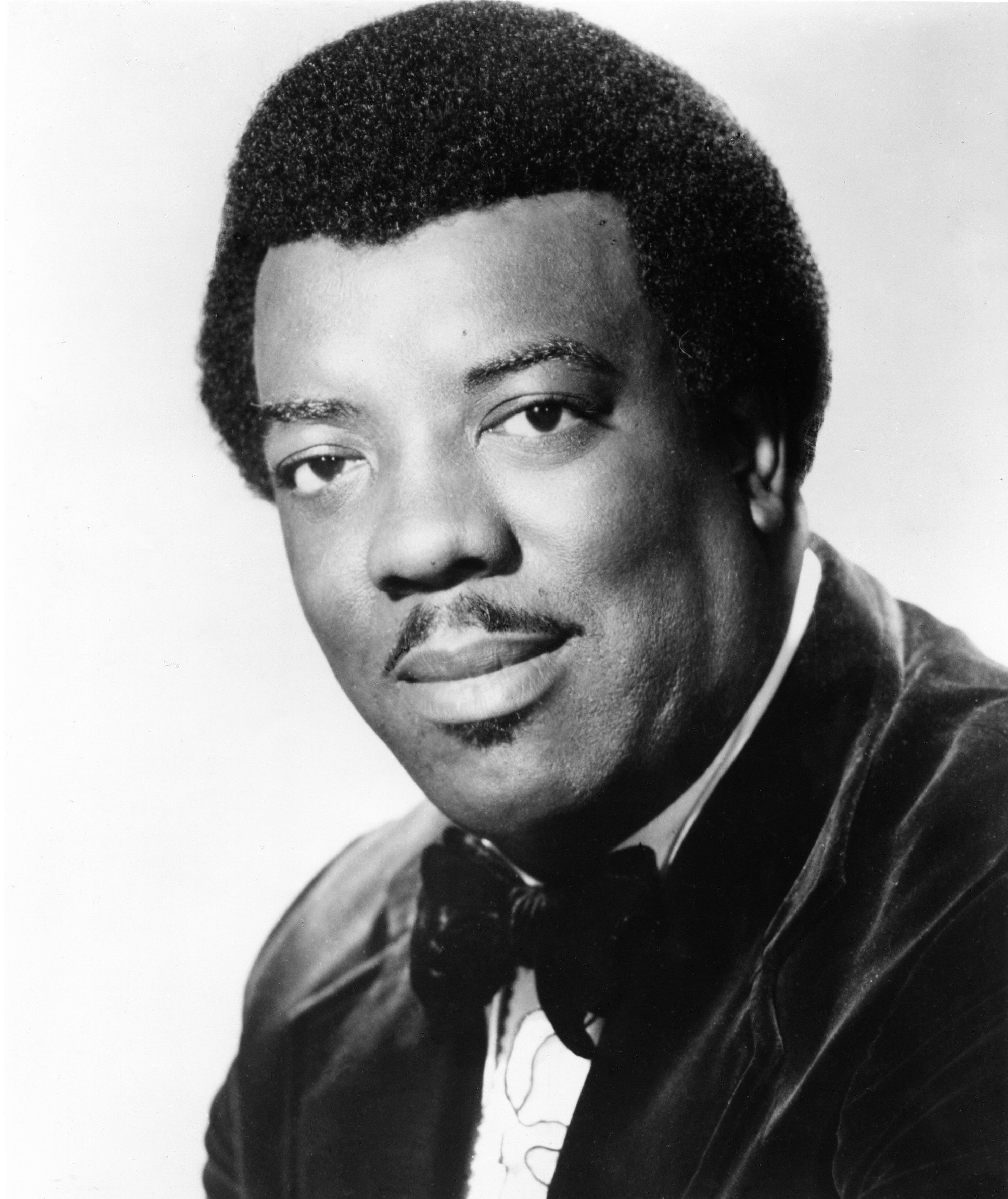 Rev. James Cleveland Portrait