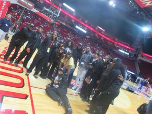 2016 SUITE LIFE AT SWAC BASKETBALL TOURNAMENT