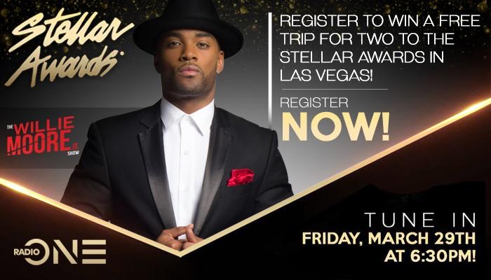 Stellar Awards Flyaway Contest