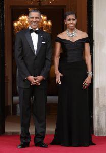 U.S. President Barack Obama Visits The UK - Day Two