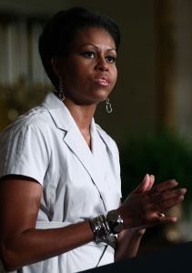 Michelle Obama Makes Announcement On Access To Affordable Healthy Food
