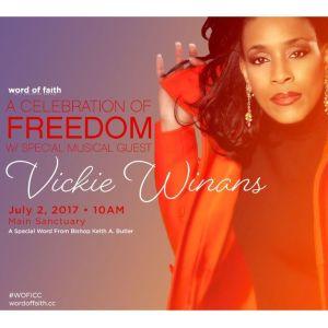 A Celebration of freedom Vickie Winanas