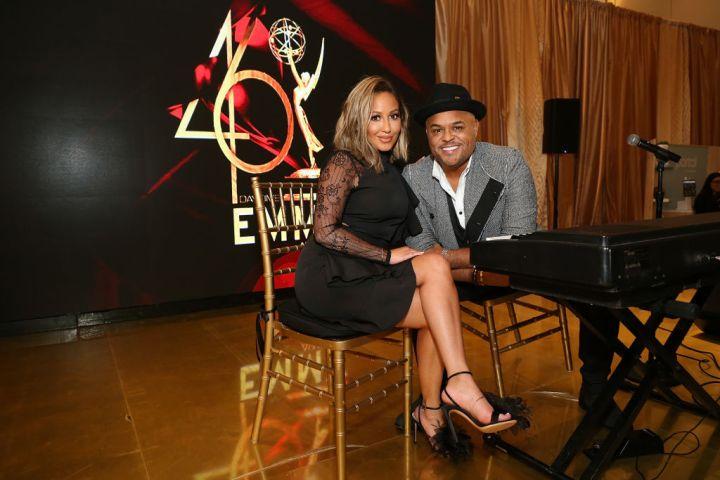 Daytime Emmys Awards Pre-Emmys Golden Networking Lounge