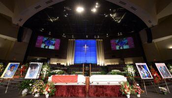 Memorial Service for Darrell Price Jr. and daughters, Patrice Price, Tania Price, and Daijah Price - Upper Marlboro, MD