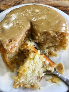 The Perfect Caramel Cake