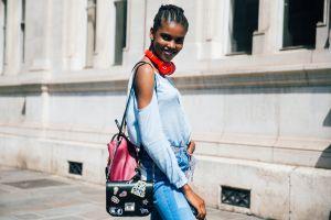 Street Style - Paris Fashion Week : Day Four - Haute Couture F/W 2016/2017